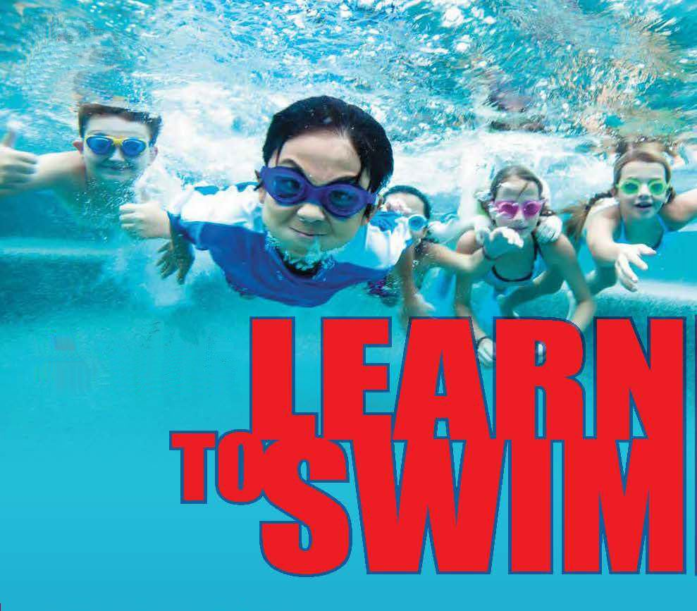 learn to swim.poster.